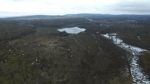 Kenneth Lagoon, Skullbone Plains Reserve.