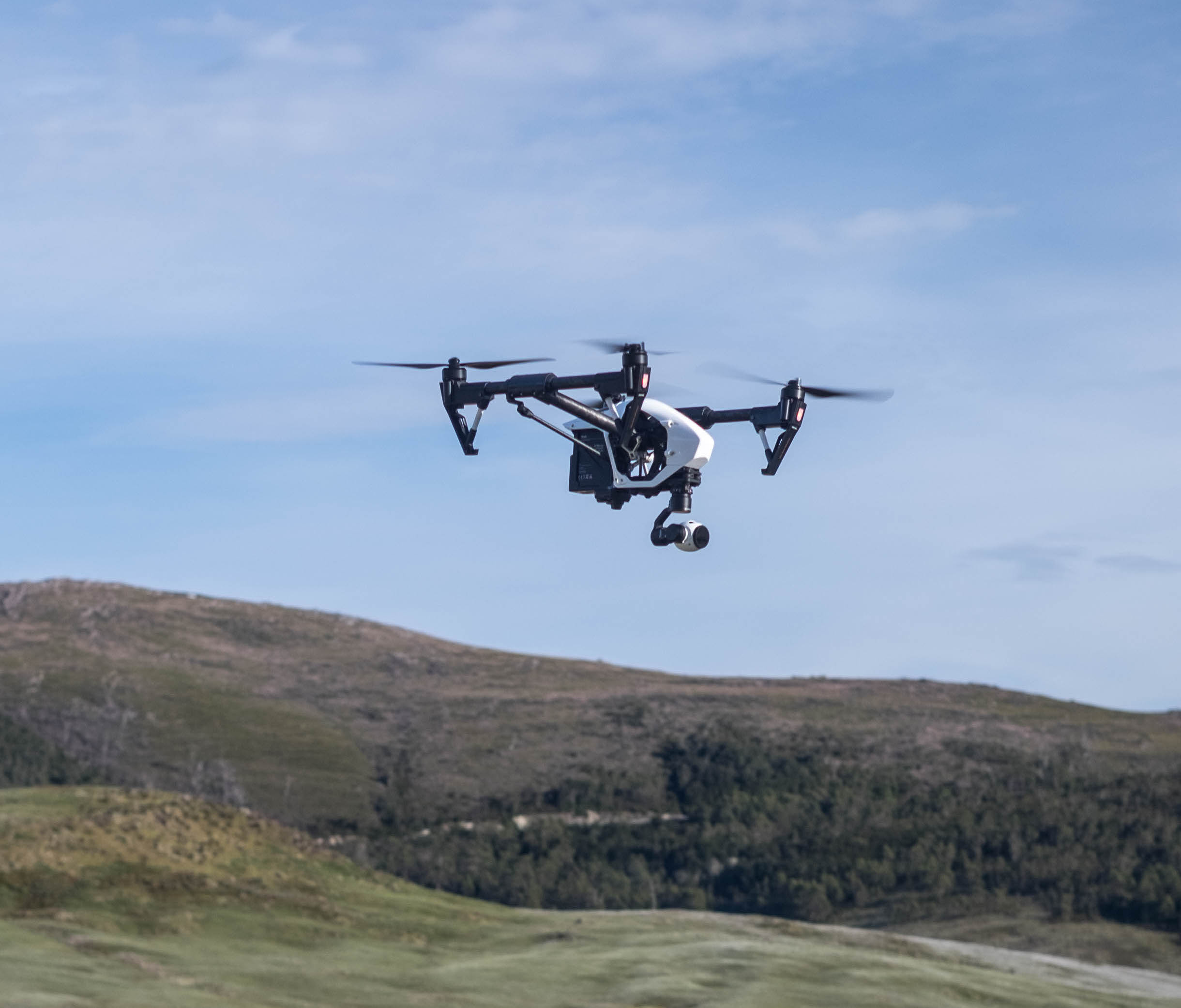 The rise of the drones